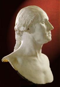 Houdon Bust
