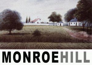 Artwork for the film Monroe Hill. Image credit to Eduardo Montes-Bradley.