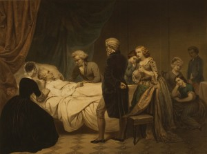 GW death lithograph_cropped