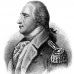 An engraving of Benedict Arnold by artist H.B. Hall for the George Washington Bicentennial Celebration in likeness of the original portrait by John Trumbull | US Public Domain