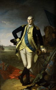 George Washington at the Battle of Princeton by Charles Willson Peale (1781) | Wikimedia Commons | US Public Domain