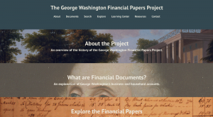 Revised homepage for the GWFPP website, following comments from the survey.