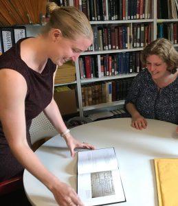 Editors enjoy looking at the Barbados diary