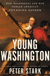 Cover of Young Washington.