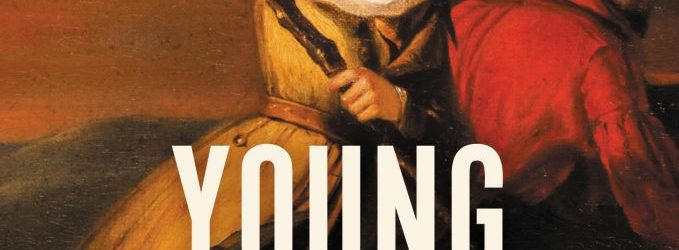 Cover of Young Washington, by Peter Stark.
